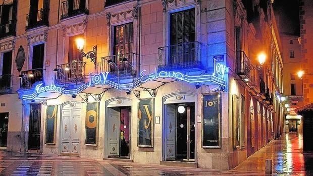 Teatro Joy Eslava.