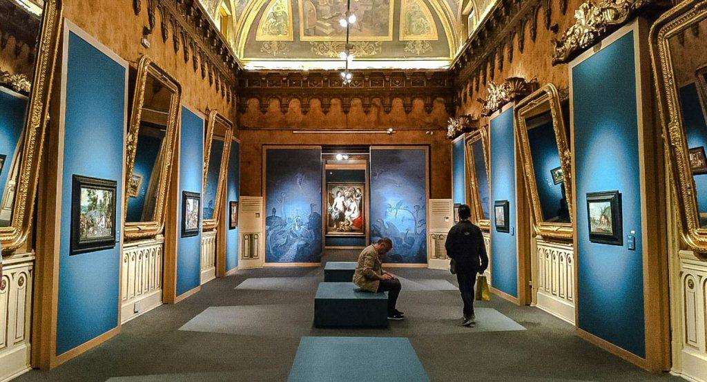 Exposición de Brueghel en palacio Gaviria.