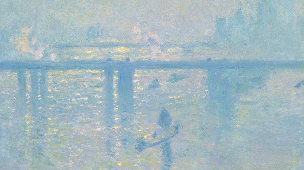El puente de Charing Cross, Claude Monet (1899)
