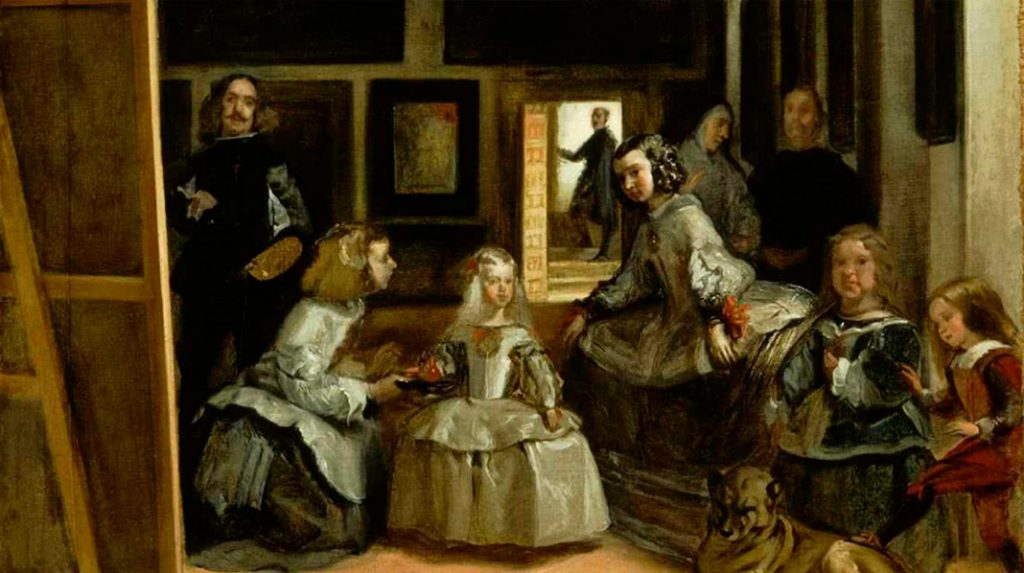 Las Meninas, Diego Velázquez. 1656