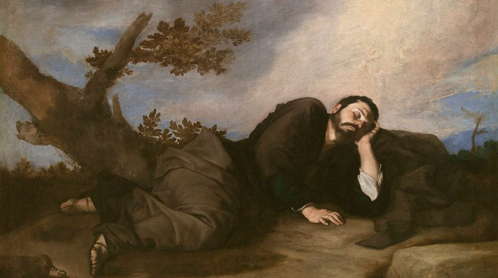 El Sueño de Jacob, José de Ribera. 1639.