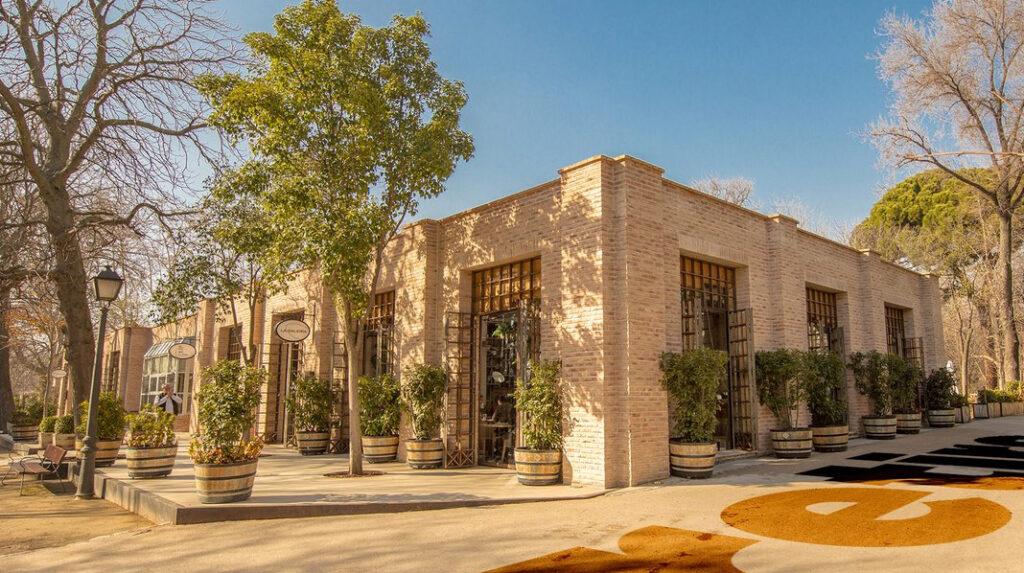 La Casa de Contrabandista, actualmente reformado y convertido en Florida Retiro, un restaurante de moda en la ciudad.